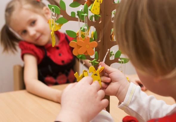 Klubik Montessori - wiosna!