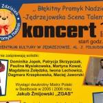 Błękitny Promyk Nadziei – Jędrzejowska Scena Talentów