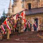 Oświadczenie Brygady Świętokrzyskiej Obozu Narodowo-Radykalnego w związku z wydarzeniami podczas uroczystości ku pamięci ofiar rzezi wołyńskiej.