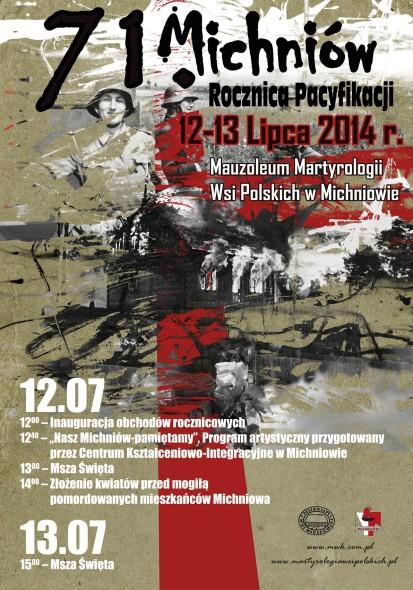 michniów - plakat.indd