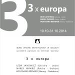 wystawy i koncert w w październiku BWA w Kielcach