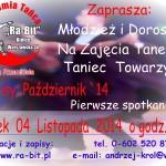 """Akademia Tańca """"Ra-Bit"""" -ZAPRASZA"""