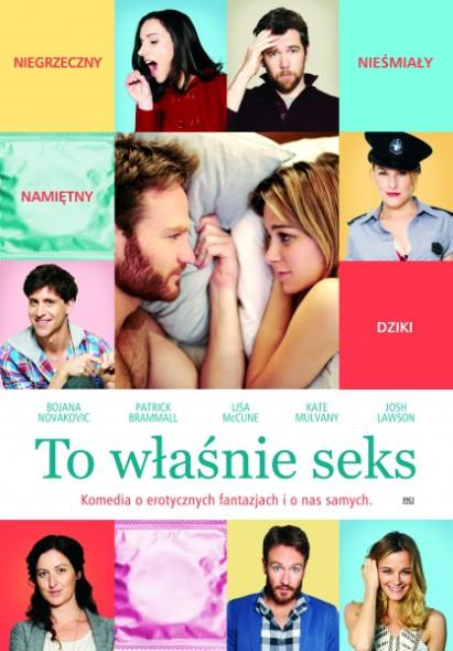 To właśnie seks plakat filmu
