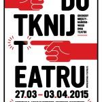 tygodniowe obchody Międzynarodowego Dnia Teatru