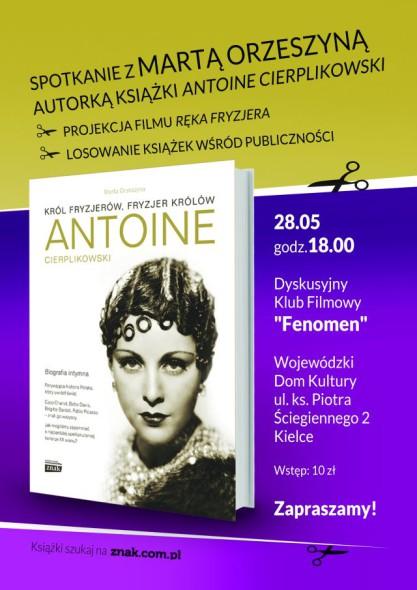 ANTOINE Kielce_plakat