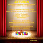 Spotkanie z aktorem – warsztaty teatralne w Aptece Wyobraźni Trwa rekrutacja na zajęcia