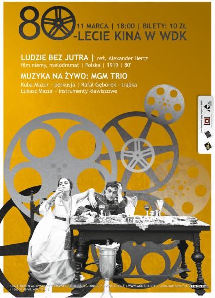 80-lecie kina w WDK Kielce