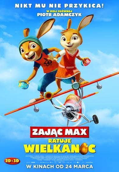 zajac max ratuje wielkanoc