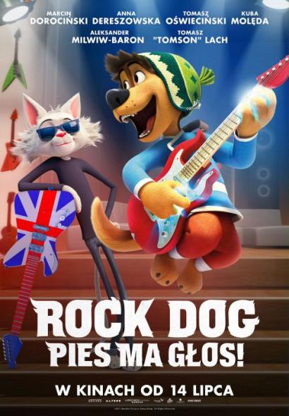 rock dog pies ma glos