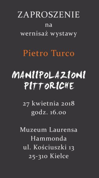 zaproszenie Pietro Turco Muzeum Laurensa Hammonda