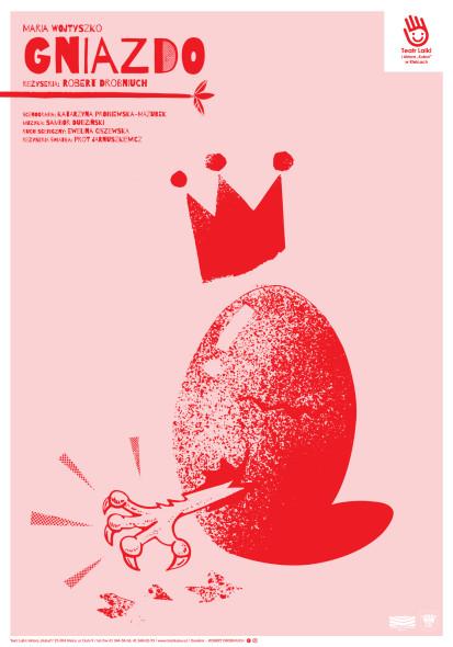 plakat Gniazdo