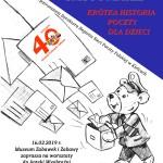 Zanim pojawiły się smsy i maile – krótka historia poczty dla dzieci