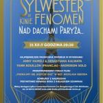 SYLWESTER W KINIE FENOMEN – 31 XII 2019