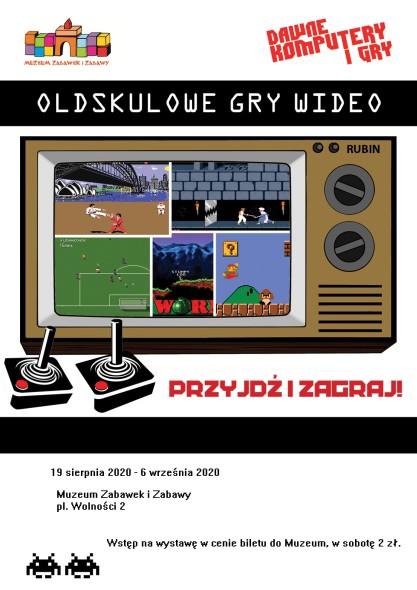 Oldskulowe gry wideo 2020