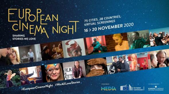 Kino Fenomen w EUROPEAN CINEMA NIGHT 2020!!!