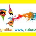 projekty graficzne, strony internetowe, retusz zdjęć / okazja