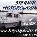 Kurs na patent STERNIK motorowodny z EGZAMINEM w 1 dzień